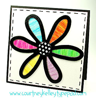 Coloring Book Flower blog screen