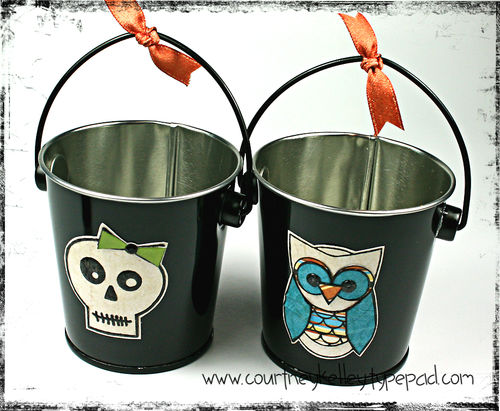 Mini halloween pails blog screen