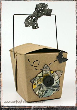 Takeout box blog