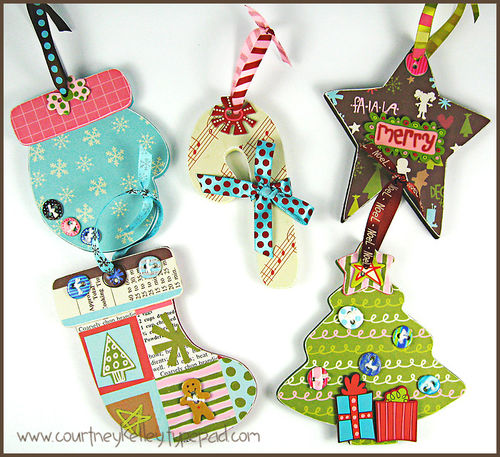 Elsie Ornaments blog