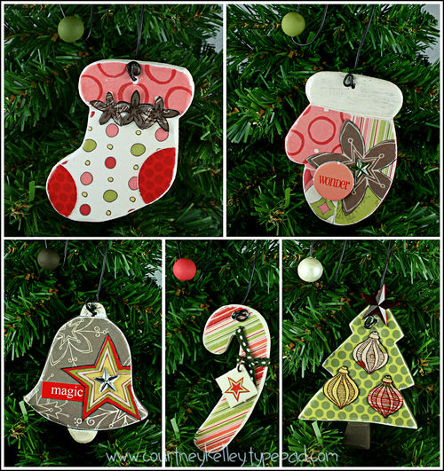 Garland ornaments blog
