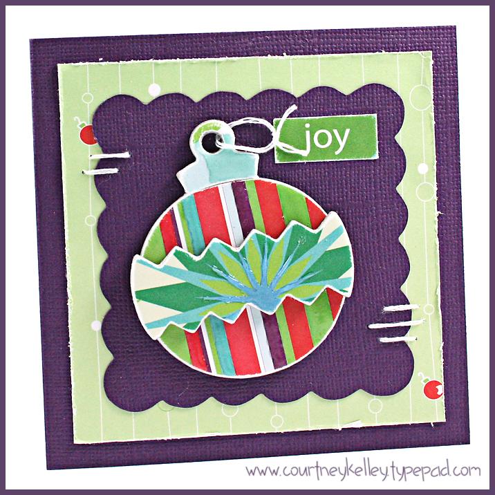 Mod ornament blog