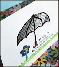 Umbrella card detail blog