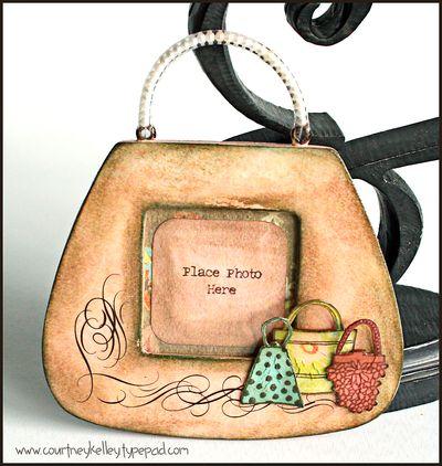 Ckelley purse frame