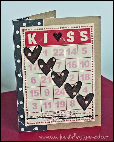 Bingo kiss blog