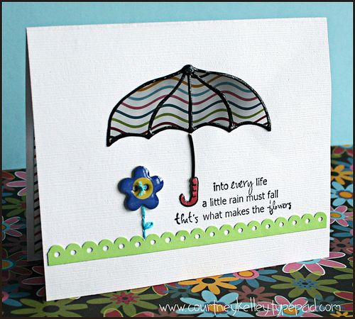 Umbrella card blog