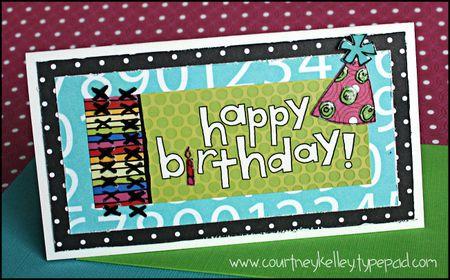 Ckelley happy birthday