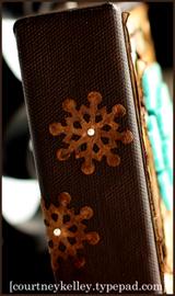Let it Snow Canvas Detail Blog02