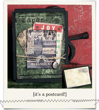 Christmas postcard blog02