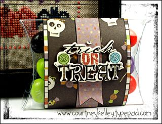 Trick or Treat Pillow Box blog screen