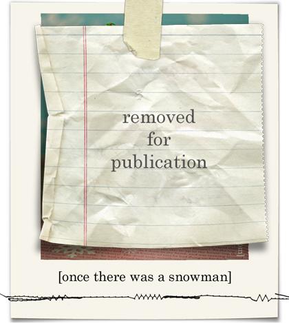Cute snowman blog03