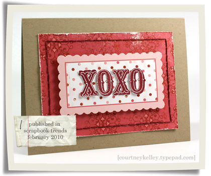 Xoxo card blog03