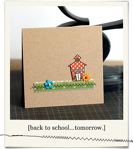 School blog02
