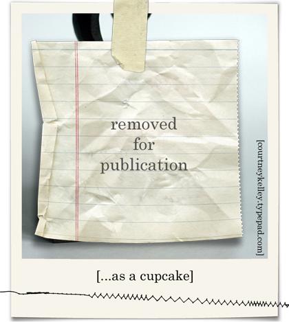 You're sweet cupcake blog03