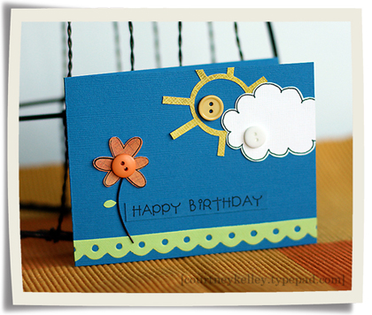 Happy birthday sun and cloud blog 02