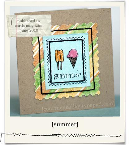 Summer stamp blog 03