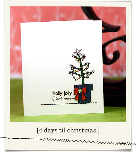 Holly jolly christmas blog02