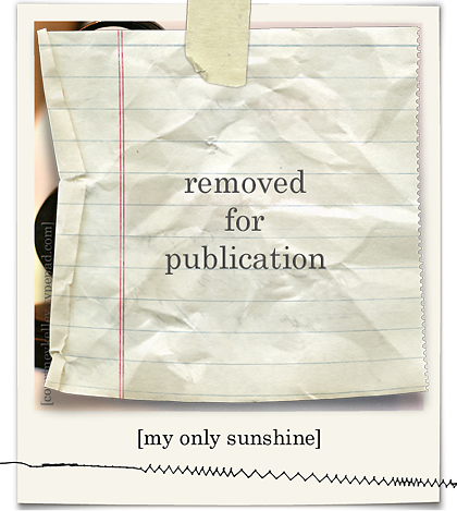 You are my sunshine canvas blog03