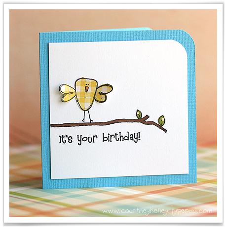 It's Your Birthday Bird blog02