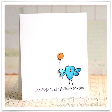 Happy Birthdy Bird blog02