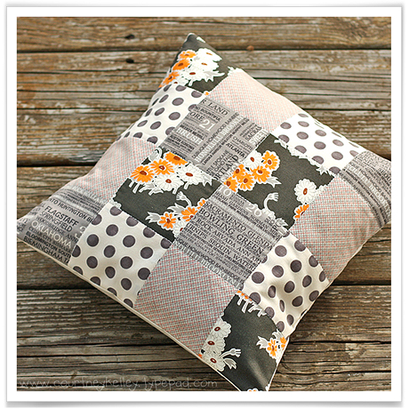 Patchwork Pillow blog02
