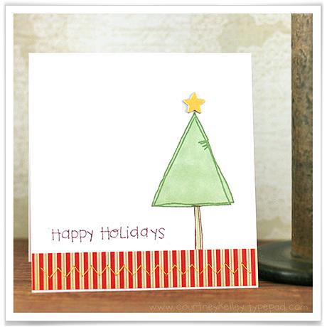 Happy Holidays Tree blog02