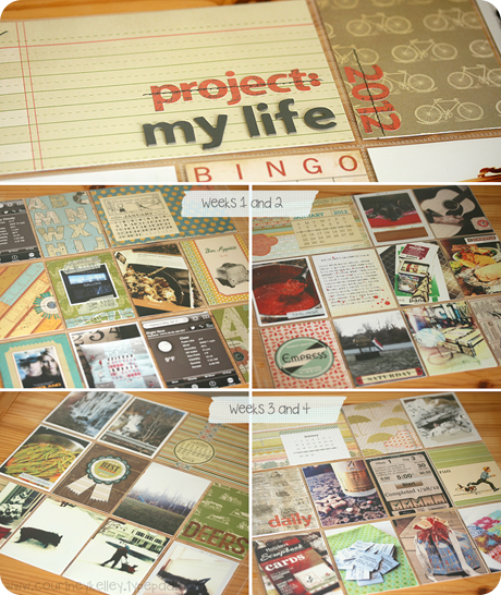 Project life Weeks 1-4 blog02