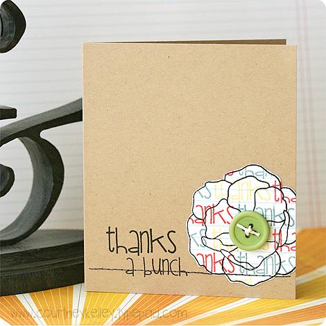 Thanks a Bunch Flower blog02
