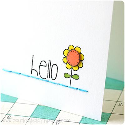 Hello flower detail blog02