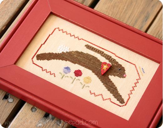Bunny cross stitch blog01