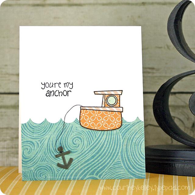 You're my Anchor blog02
