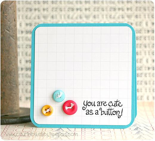Cute as a button blog02