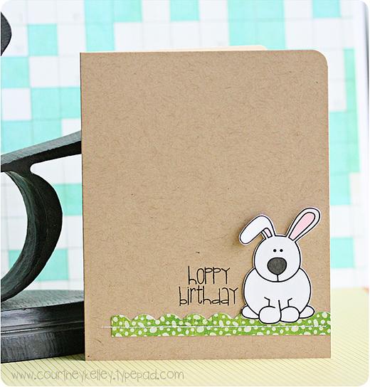 Hoppy Birthday Bunny blog02