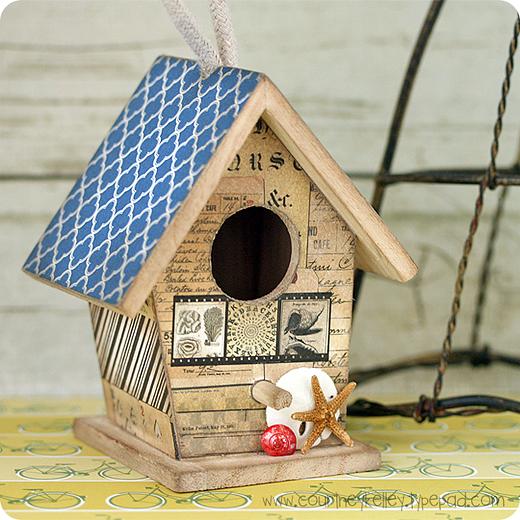 Beach Bird House blog02
