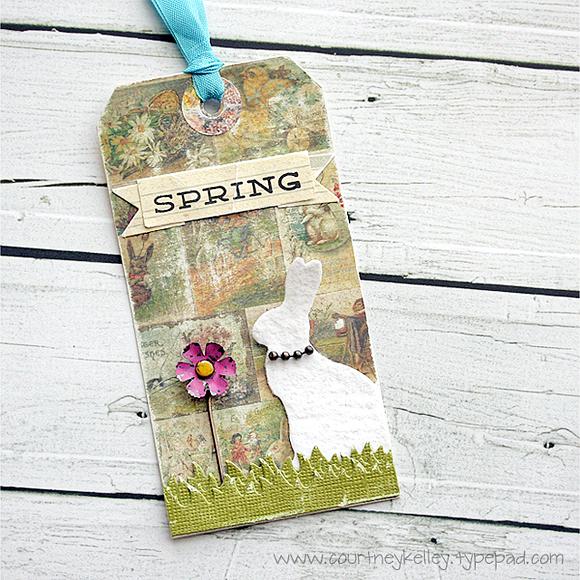 Spring Bunny Tag blog02