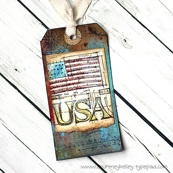 Courtney Kelley - USA Tag