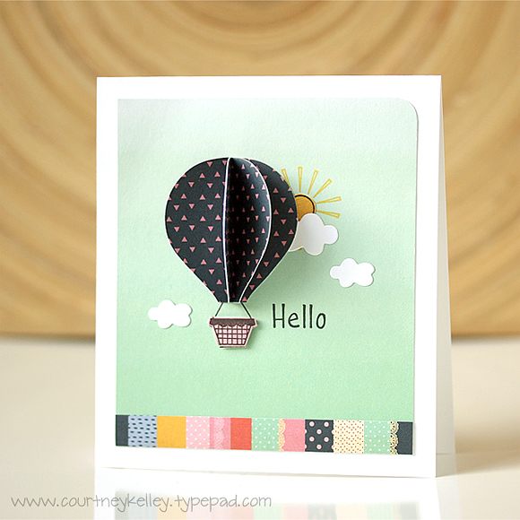 Hello Hot Air Balloon blog02