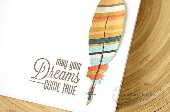 Courtney Kelley - Dreams Detail