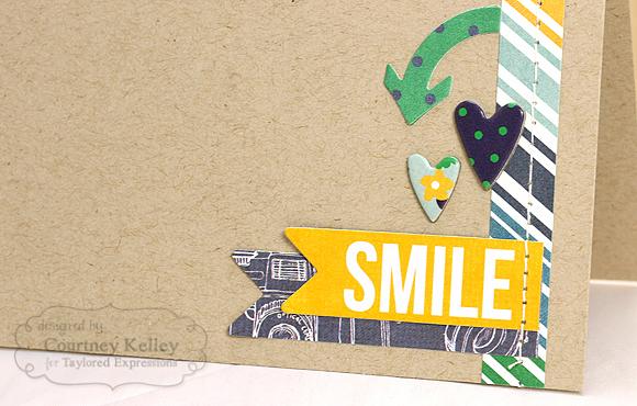 Courtney Kelley - Smile Detail
