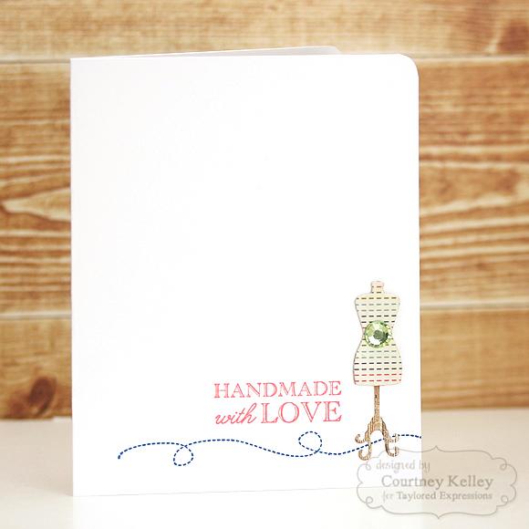 Courtney Kelley - Handmade With Love
