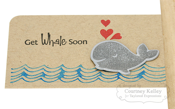 Courtney Kelley - Get Whale Soon Detail