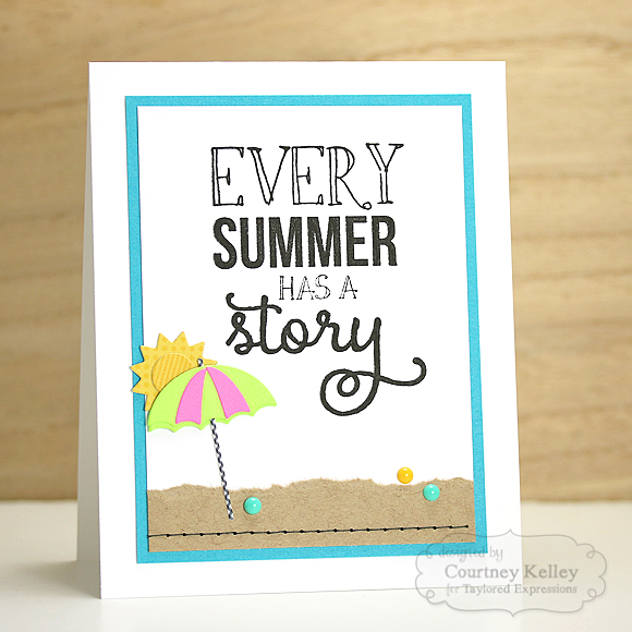 Courtney Kelley - Every Summer Has A Story