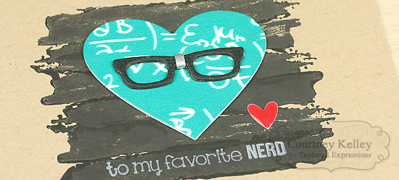 Courtney Kelley - To My Favorite Nerd