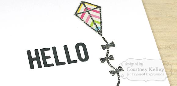 Courtney Kelley - Hello