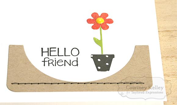 Courtney Kelley - Hello Friend