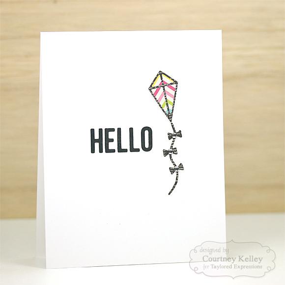 Courtney Kelley - Hello Kite