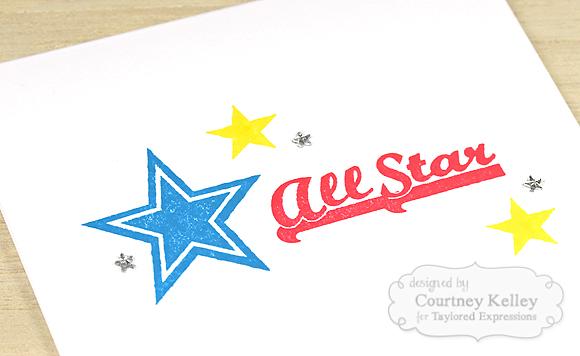 Courtney Kelley - All Star