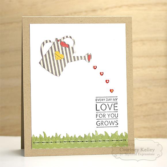Courtney Kelley - Love Grows
