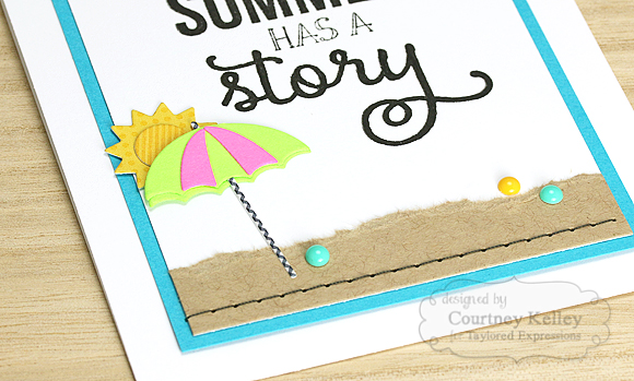 Courtney Kelley - Every Summer Has A Story upclose