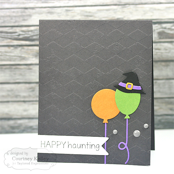 Courtney Kelley - Happy Haunting